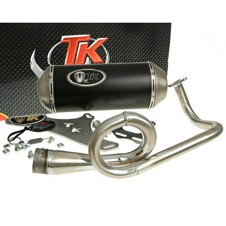 Escape turbo Kit Peugeot 50 4 Tiempos Tweet, Vivacity 50 4T