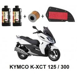 Kit revisión Kymco K-XCT 125/300