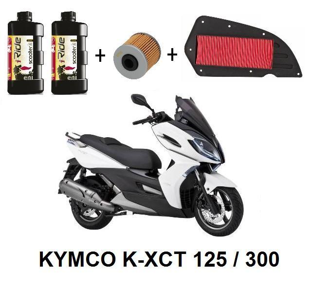 Filtro de Aire Kymco K-XCT 125//300i