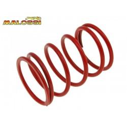 Muelle polea Malossi Rojo Motores Piaggio 400/500