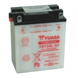 Bateria YB12AL-A2 Yuasa Combipack