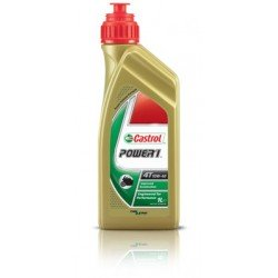 Aceite Castrol Power 1 4T 10w-40. 1L