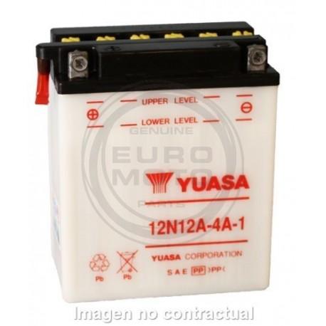 Batería 12N12A-4A1 Yuasa Combipack