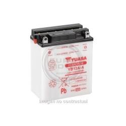Bateria YB12A-A Yuasa Combipack