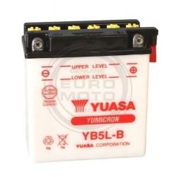 Bateria YB5L-B Yuasa Combipack