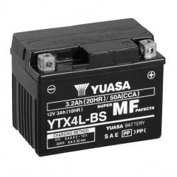 Bateria YTX4L-BS Yuasa Combipack