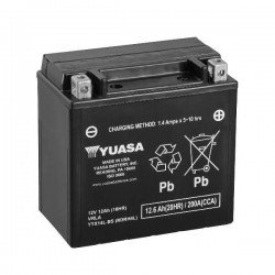 Batería YTX14L-BS Yuasa Combipack