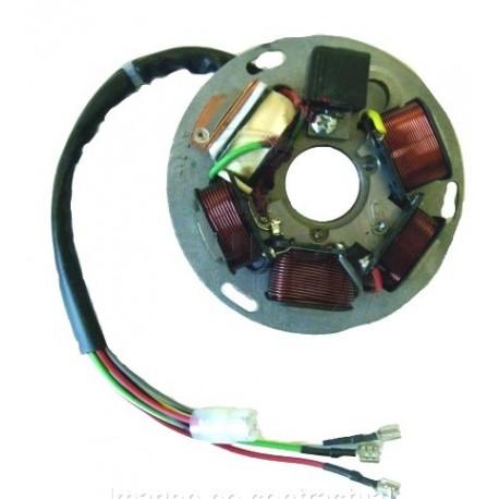 Stator Vespa PX 125/150/200 con arranque eléctrico