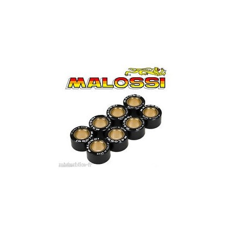 Rodillos variador 25x17. 8 Unidades Malossi