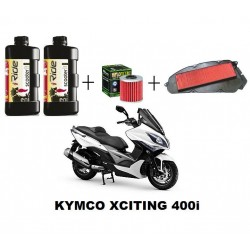 Kit revisión Kymco Xciting 400i