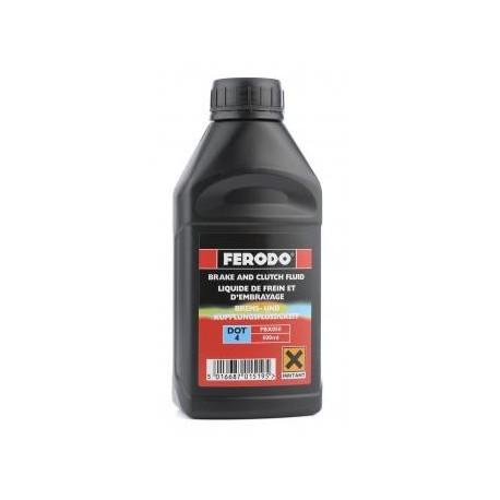 Liquido de frenos Ferodo DOT-4 250ml