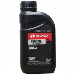 Liquido de frenos Cepsa DOT-4 500ml