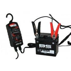 Cargador de baterías automático BS15 1,5 AH