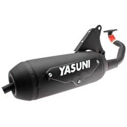 Escape tipo original Yasuni Piaggio / Gilera 2T Zip / Runner / NRG / Typhoon TUB050