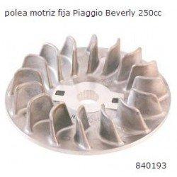 Polea ventilador motores Piaggio 250