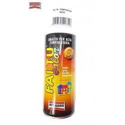 Barniz Spray negro anticalórico. Especial Tubos de escape