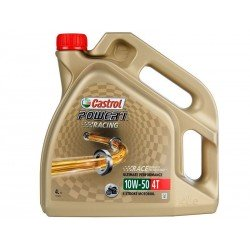Aceite Castrol Power 1 Racing 4T 15w-50. 4L