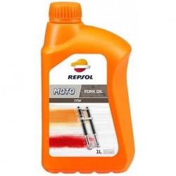 Aceite Horquillas Repsol Moto Fork Oil Sae 10W