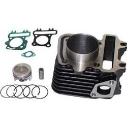 Kit cilindro Piaggio 50c.c 4 Tiempos transformación a 80c.c