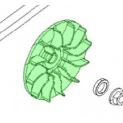 Polea ventilador Kymco Superdink Euro 3, K-XCT y People GTi 125