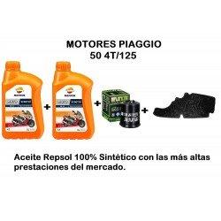Kit revisión Motor Piaggio 125/150 c.c