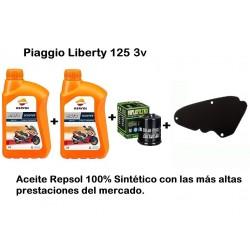 Kit de revisión Piaggio Liberty 125 3V