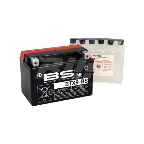 Bateria BS YTX9-BS