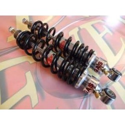 Jgo Amortiguadores traseros Gas FORZA para SYM HD 125, GTS 150
