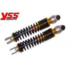 Jgo Amortiguadores traseros Gas YSS para Honda @, Dylan -06, SH 125/150 (01-08)