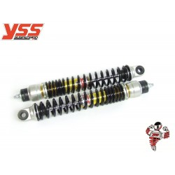 Jgo Amortiguadores traseros Gas YSS para Vespa Granturismo 125 (03-09),GTS,GTV 125/250