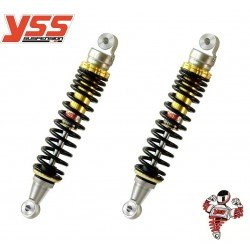 Jgo Amortiguadores traseros Gas YSS para Piaggio X8, X7, X-EVO 125/250