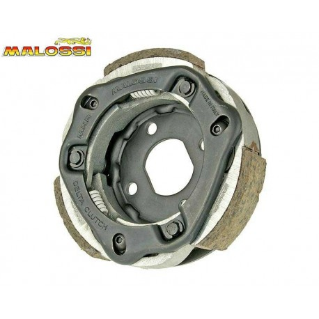 Embrague Malossi Delta Clutch 107mm para Piaggio, Honda, Kymco, Peugeot 50 Regulable