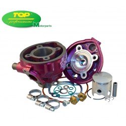 Equipo motor Top (Rosa) Minarelli Horizontal LC Ø47mm. (2T Agua)