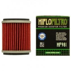 Filtro de aceite HF981